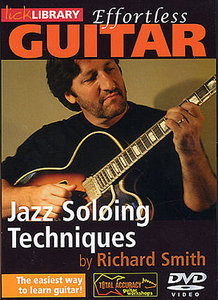 Lick Library - Effortless Guitar - Jazz Soloing Techniques free download