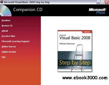 Visual Basic 2008 Step by Step (with companion CD) - Free