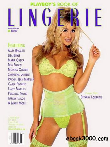 Playboy Book Of Lingerie Playboy Lingerie Back Issues