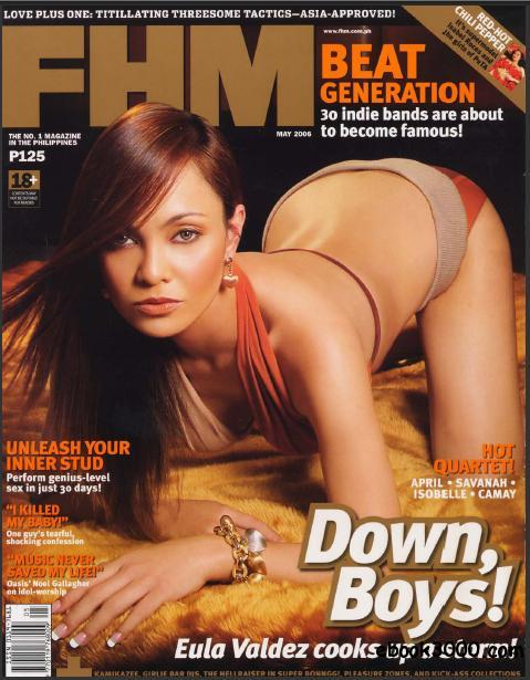 FHM Magazine March 2006 eBook