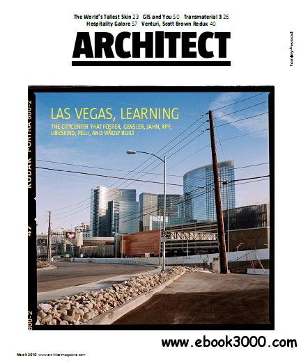 Architect magazine march 2010 free ebooks download for Free architectural magazines
