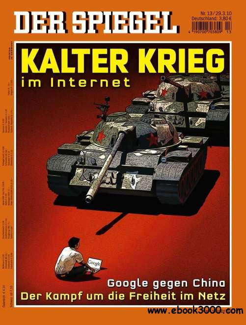 Spiegel magazin nr 13 vom free ebooks download for Magazin der spiegel
