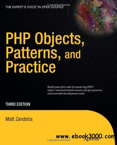 PHP Objects, Patterns and Practice, Third Edition
