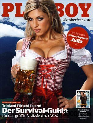 Playboy Germany Special - Oktoberfest 2010 (complete) download dree