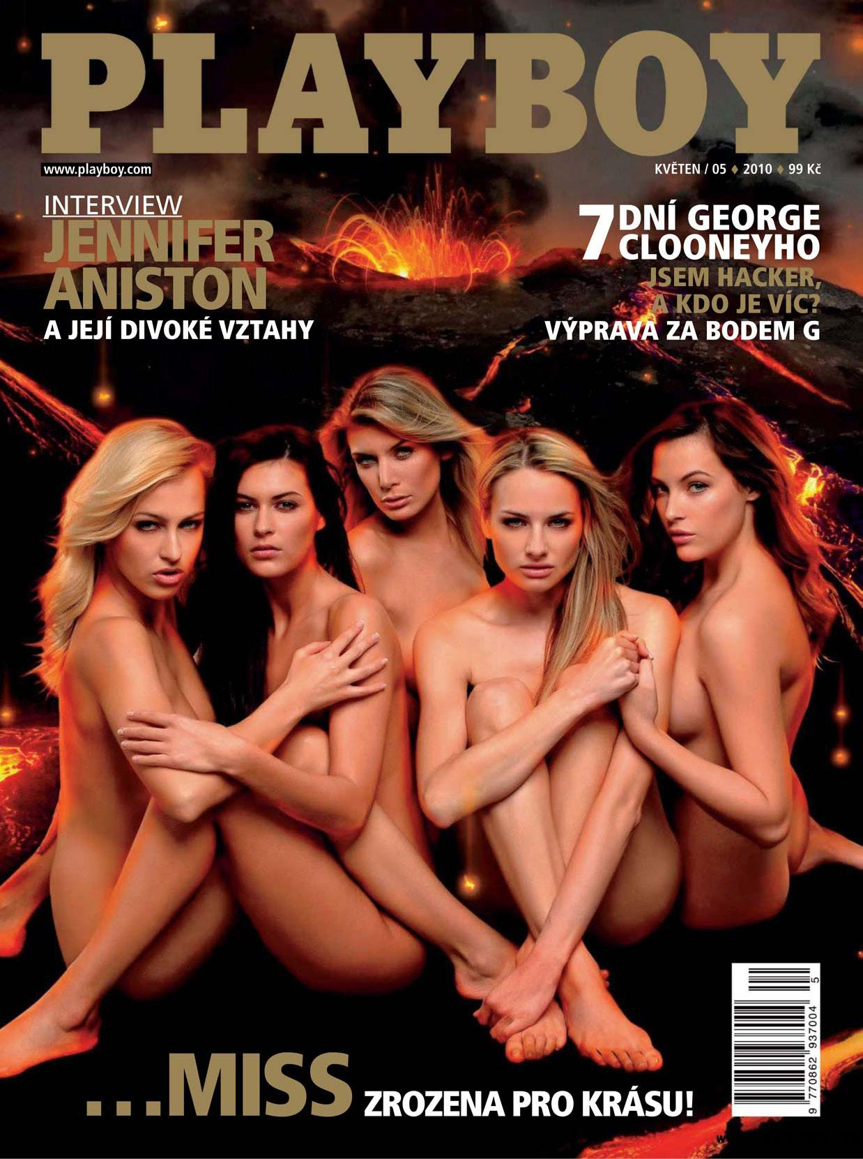 Playboy Czech - May 2010 free download