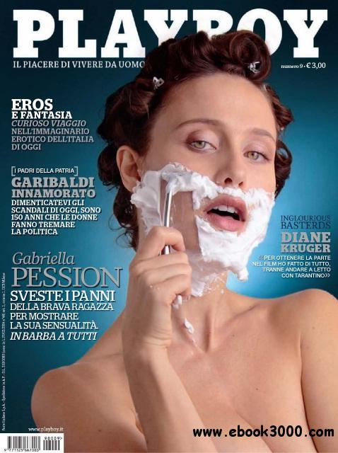 Playboy Italy - October 2009 free download