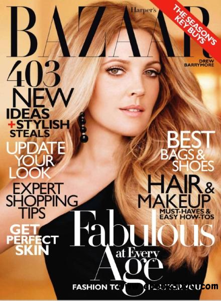 Harper's Bazaar - October 2010 (US) free download