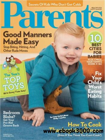 Parents - November 2010 free download