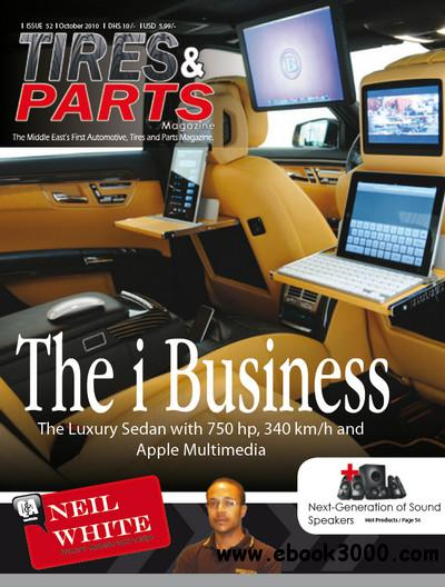 Tires and Parts - October 2010 free download