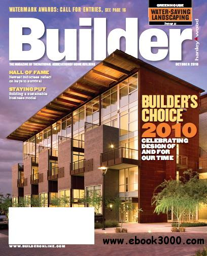 Builder Magazine October 2010 free download