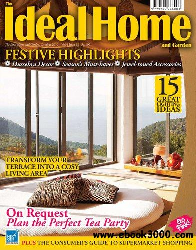 The Ideal Home and Garden - October 2010 free download
