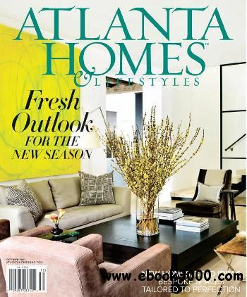 Atlanta Homes & Lifestyles - October 2010 free download