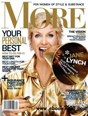 More Magazine - November 2010 free download