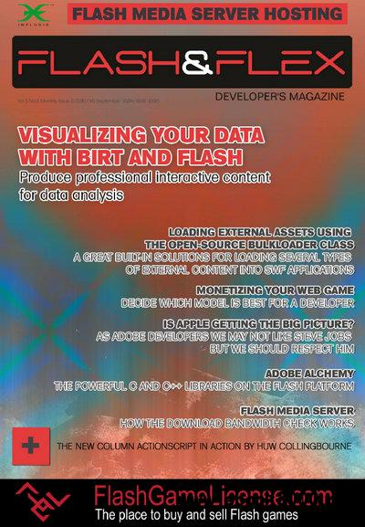 Flash and Flex - October 2010 free download