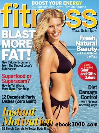 Fitness - November/December 2010 free download