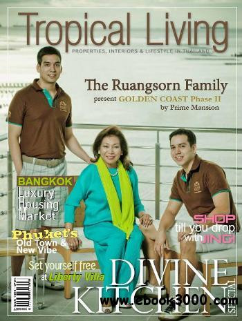 Tropical Living - October 2010 free download