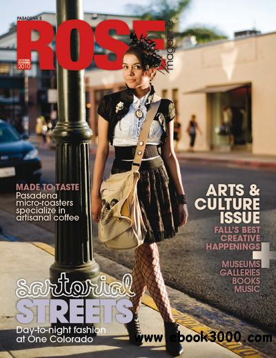 Rose Magazine - October/November 2010 free download