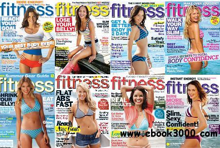 Fitness Magazine 2010 Full Collection free download