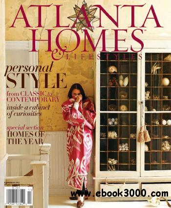Atlanta Homes & Lifestyles - November 2010 free download