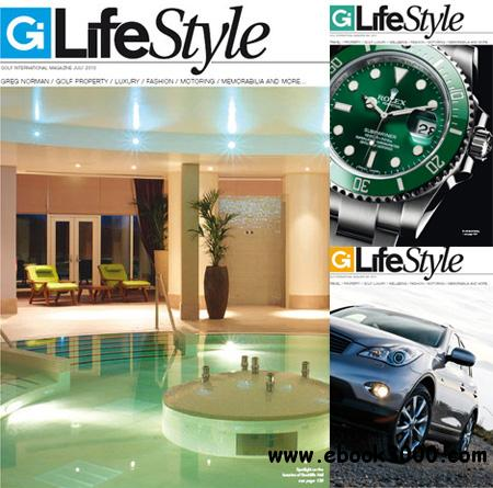 Gi-LifeStyle - May/June/July 2010 free download