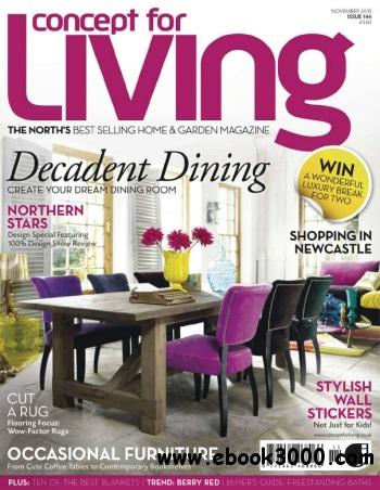 Concept For Living - November 2010 free download