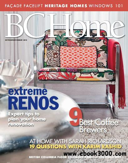 BC Home Magazine October/November 2010 free download