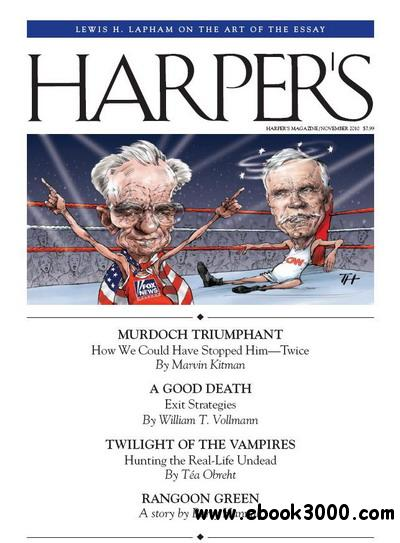 Harper's magazine - November 2010 free download