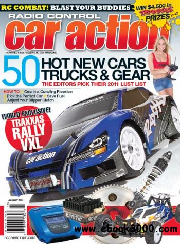 Radio Control Car Action - January 2011 free download