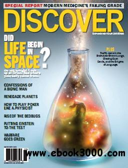 Discover Magazine November 2010 free download