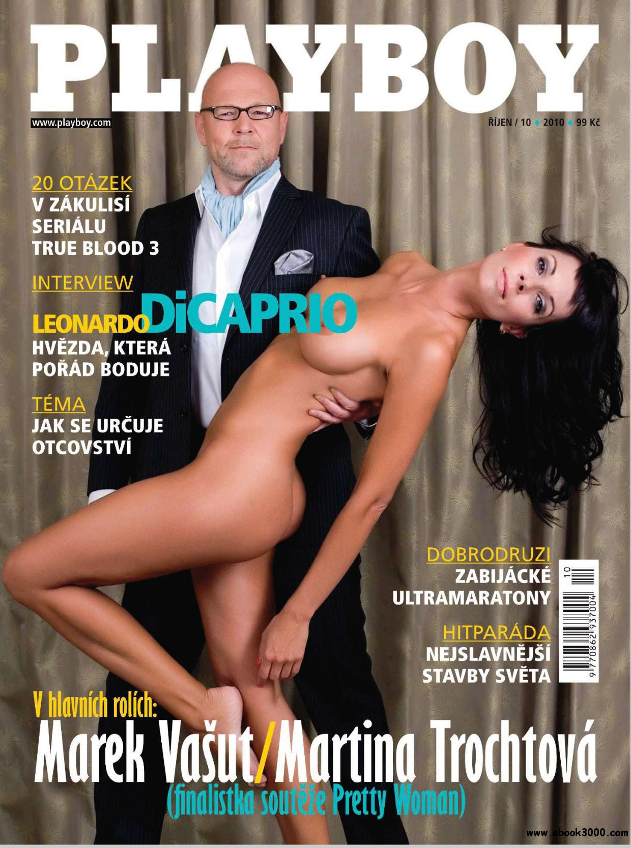 Playboy Czech - October 2010 free download