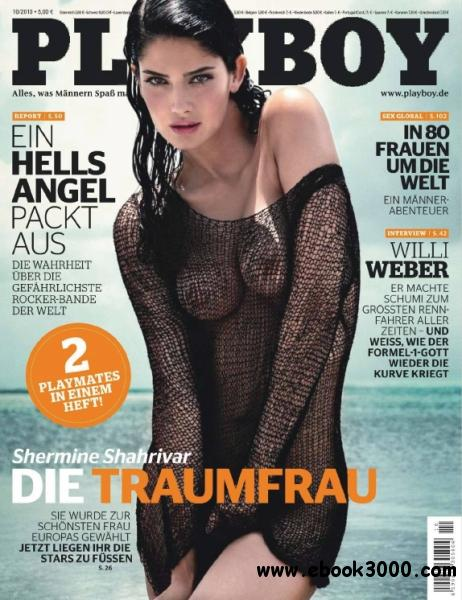 Playboy Germany - October 2010 free download