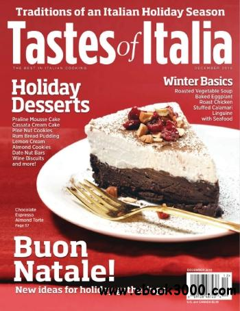 Taste of Italia - December 2010 free download