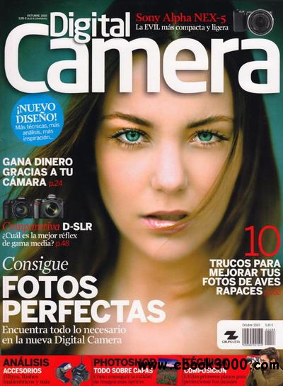 Digital Camera (Octubre 2010) / Spain free download