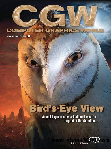 Computer Graphics World Magazine October 2010 free download