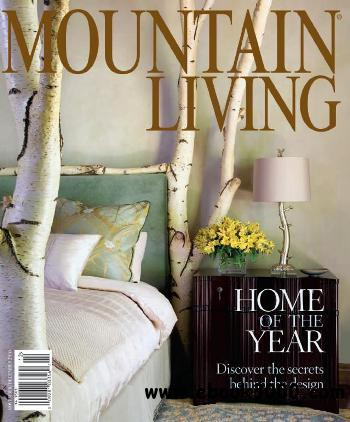 Mountain Living - November/December 2010 free download
