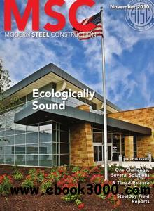 Modern Steel Construction - November 2010 free download