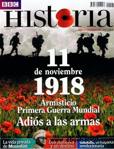 BBC Historia - November 2010 free download