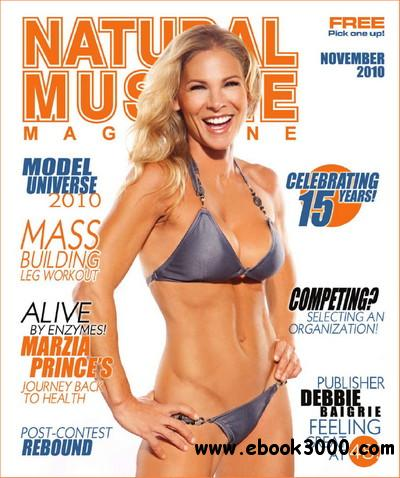 Natural Muscle - November 2010 free download