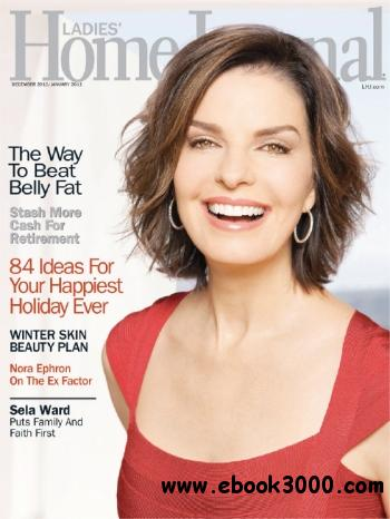 Ladies' Home Journal - December 2010/January 2011 (US) free download