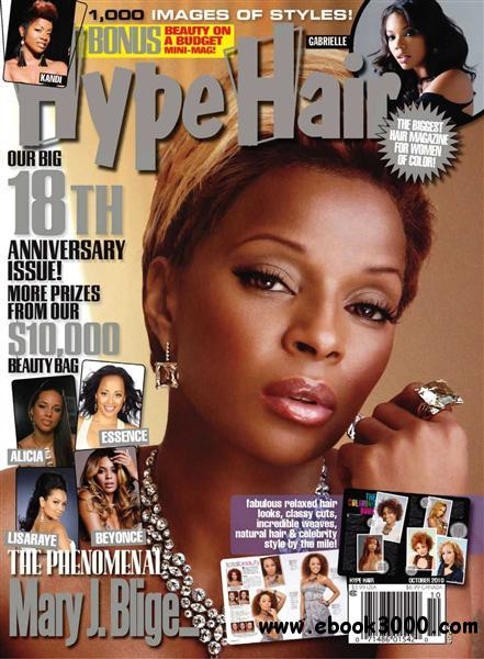 Hype Hair - October 2010 free download