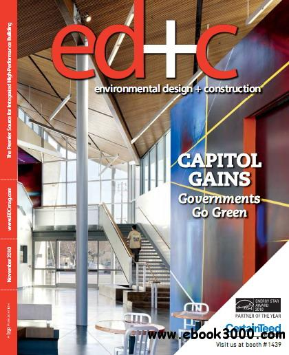 Environmental Design + Construction Magazine November 2010 free download