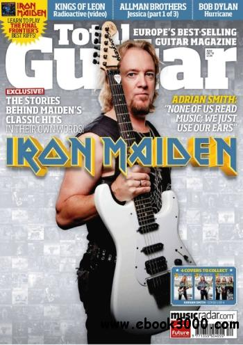 Total Guitar - December 2010 free download