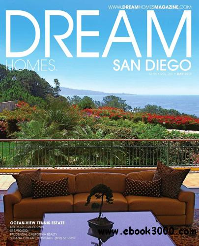 Dream Homes of San Diego - Issue 200 (RePost) free download