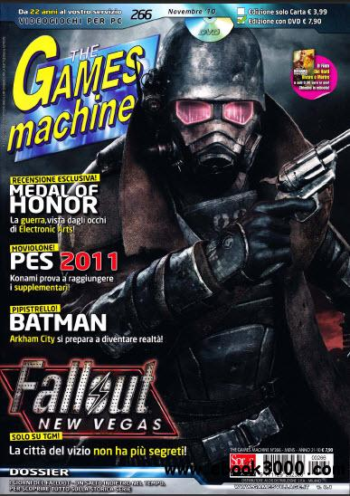 Rivista TGM - .The Games Machine Novembre 2010 free download