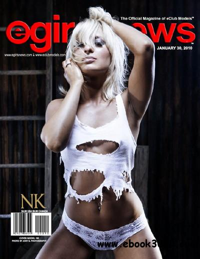 eGirls News Magazine - January 30, 2010 free download