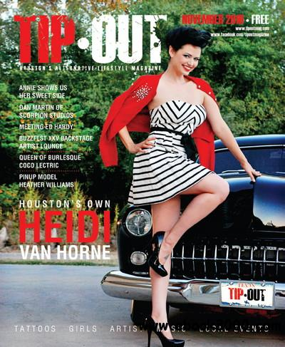 Tip-Out Magazine - November 2010 free download