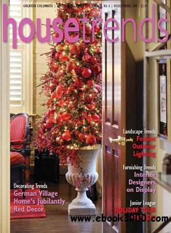 Housetrends (Edition Greater Columbus) - November/December 2010 free download
