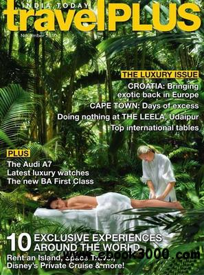 India Today Travel Plus - November 2010 free download