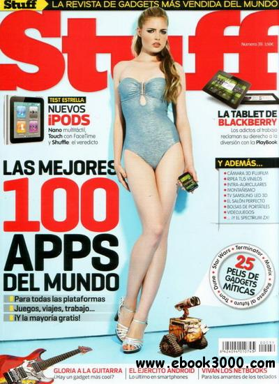 Stuff No.39 - Noviembre 2010 free download