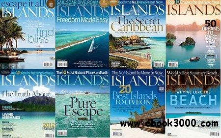 Islands Magazine 2010 Full Collection free download